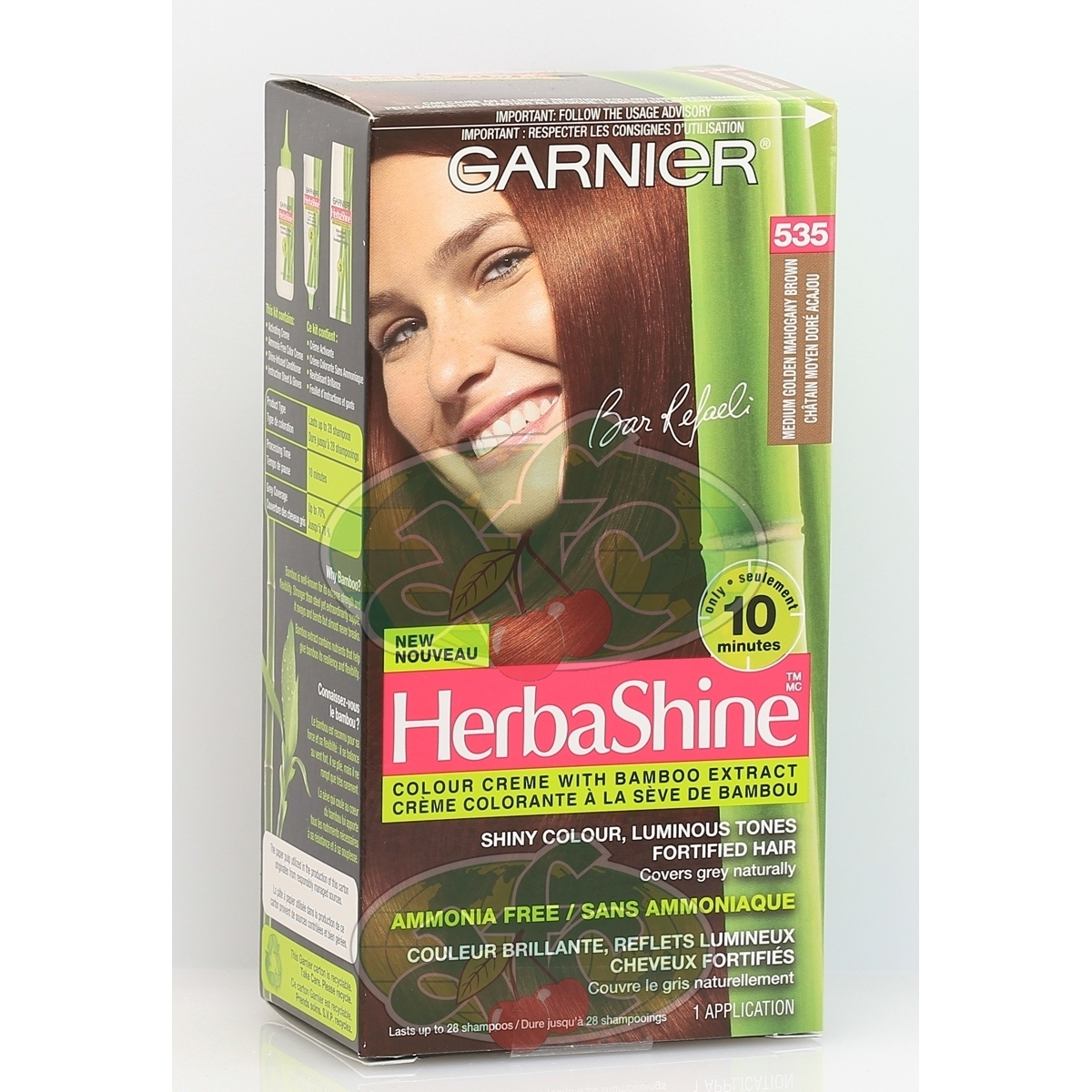 Garnier 535 Herbashine Hair Colour Garnier 535 Herbashine Hair